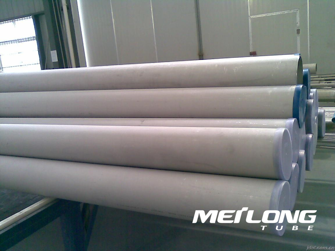 ASTM A312 TP321 Seamless Stainless Steel Tube,