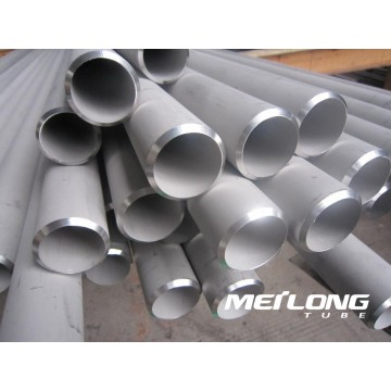ASME SA312 TP321 Seamless Stainless Steel Pipe