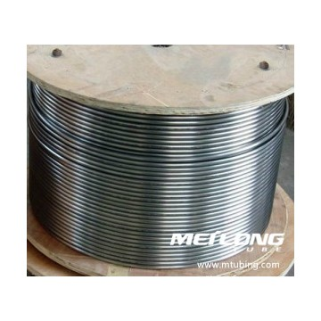 Stainless Steel 316L Downhole Hydraulic Control Line Tubing