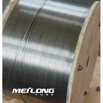 Inconel 625 Downhole Hydraulic Control Line Tubing