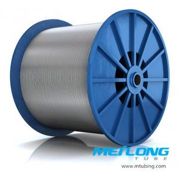 Duplex 2205 Downhole Seamless Hydraulic Control Line Tubing