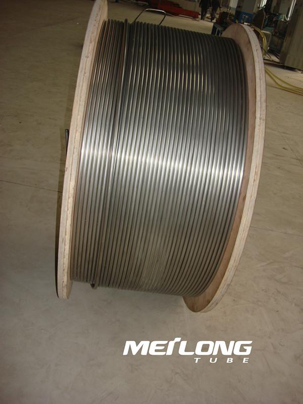 Super Duplex 2507 Downhole Seamless Hydraulic Control Line Tubing,