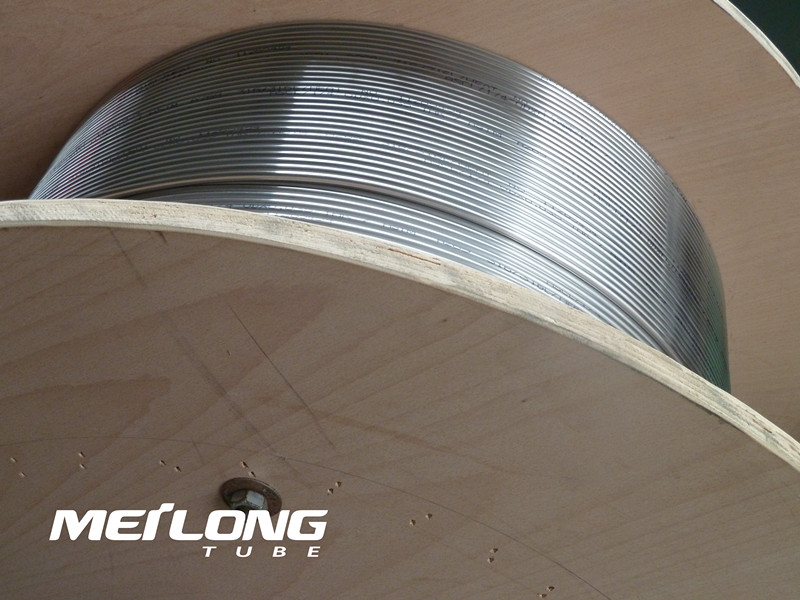 Alloy 2507 Downhole Seamless Hydraulic Control Line Tubing,