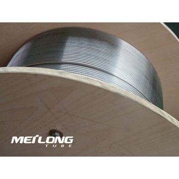 Alloy 2507 Downhole Seamless Hydraulic Control Line Tubing