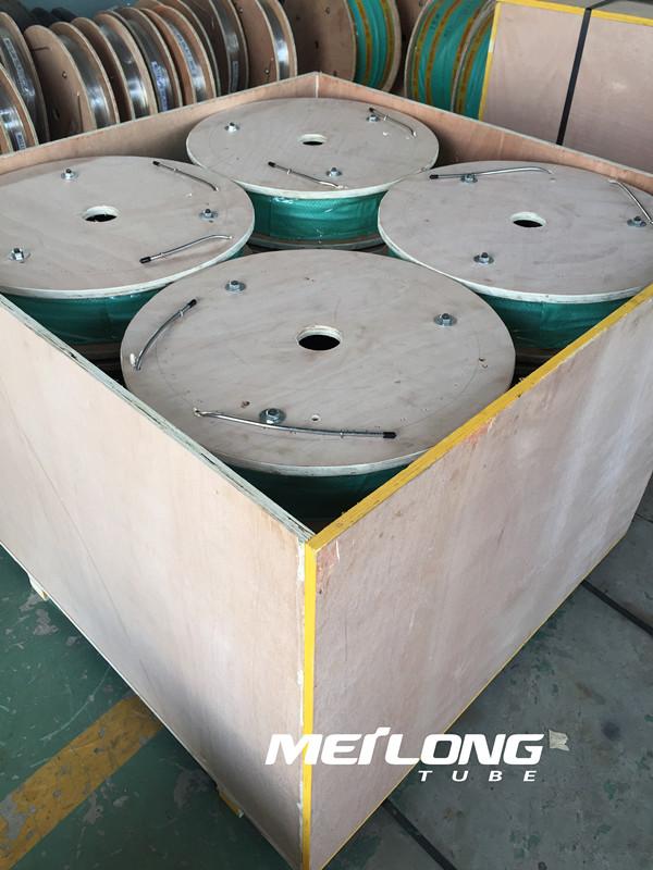 Alloy 625 Downhole Seamless Hydraulic Control Line Tubing,