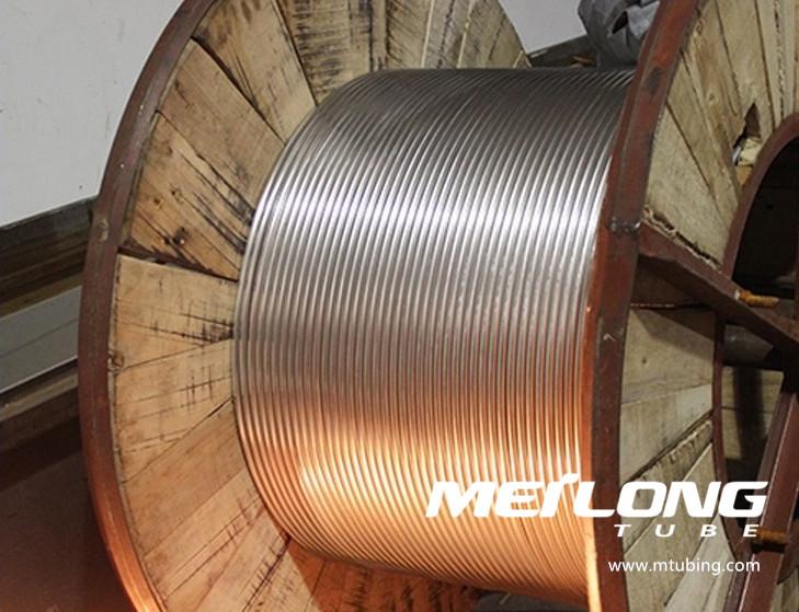 Alloy 825 Downhole Seamless Hydraulic Control Line Tubing,