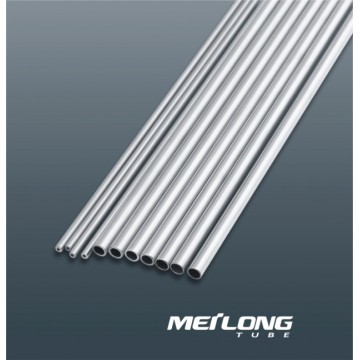 TP304 precision seamless stainless steel instrument tube