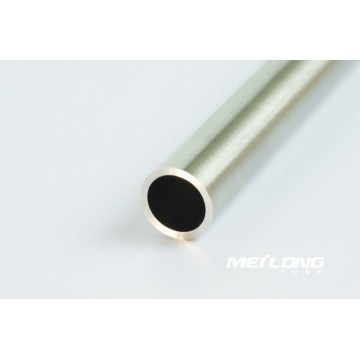 TP316 precision seamless stainless steel instrument tube