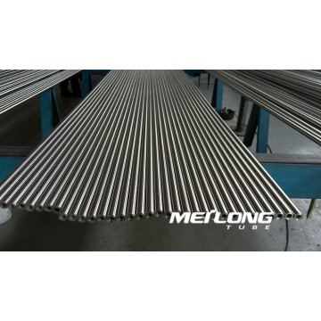 TP316L precision seamless stainless steel tube