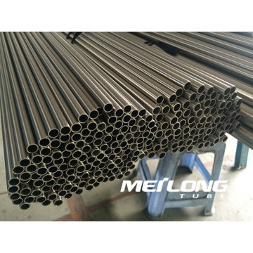 TP316L precision seamless stainless steel hydraulic tube