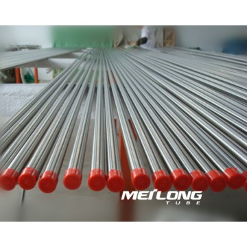 TP316L precision seamless stainless steel instrument tube