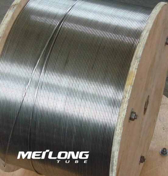 S31603 stainless steel downhole capillary string tubing,