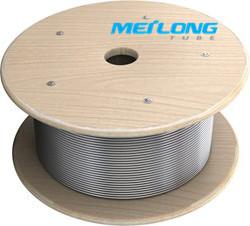 S31603 downhole stainless steel capillary tube,