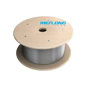 S31603 downhole stainless steel capillary tube